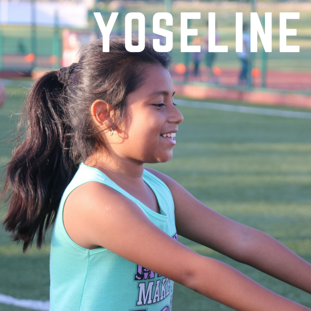 Girls' Football, Girls United FA, Girls United, Yoseline