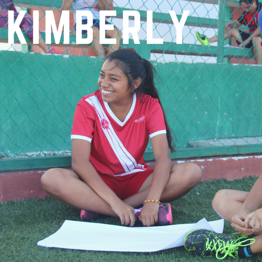 Girls' Football, Girls United FA, Girls United, Kimberly