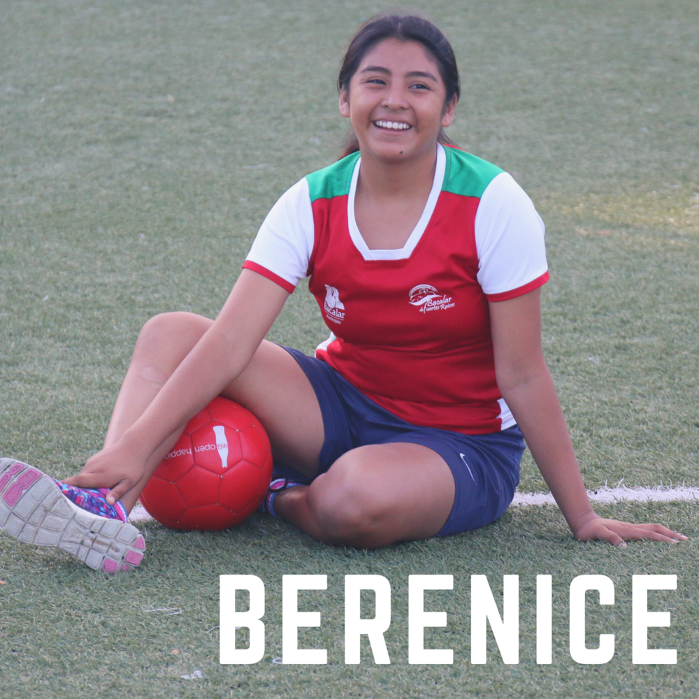 Girls' Football, Girls United FA, Girls United, Berenice