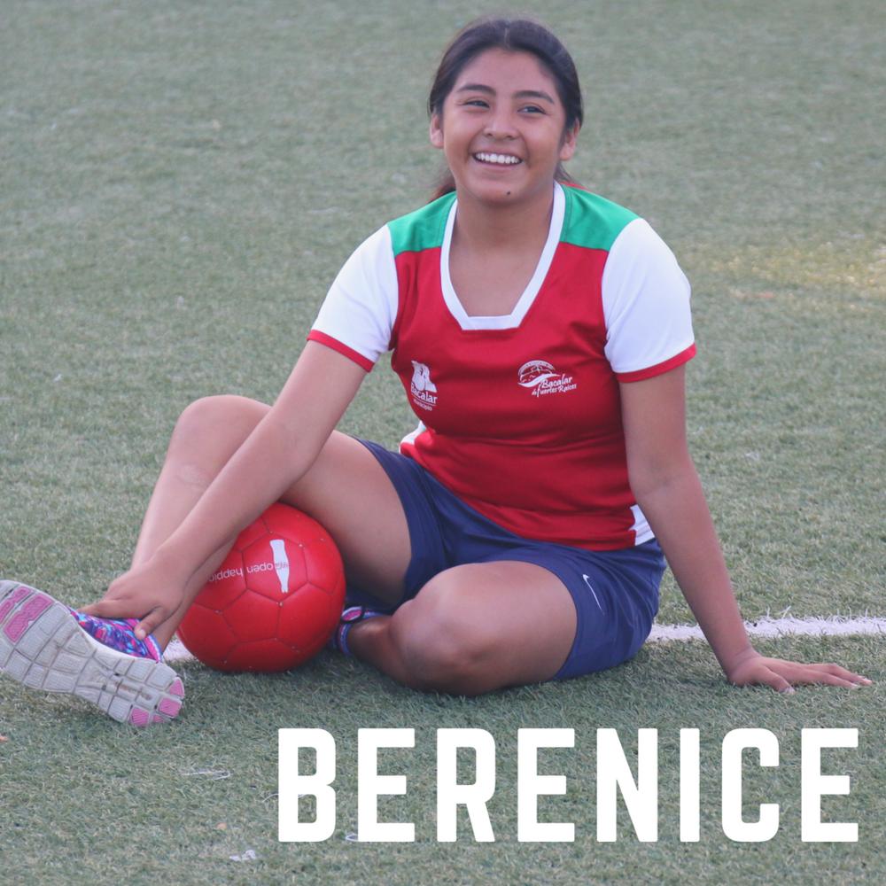 Girls' Football, Girls United FA, Girls United, Berenice