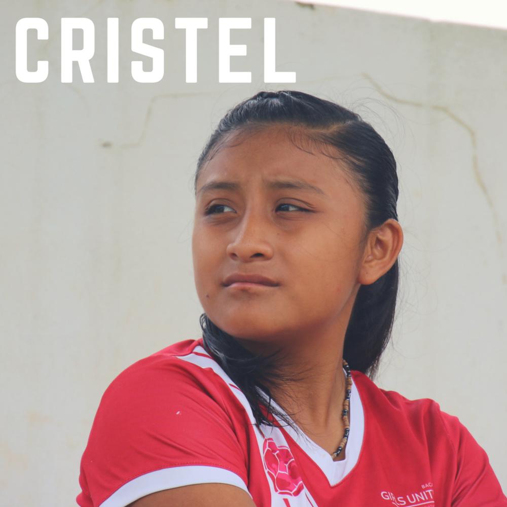 Girls' Football, Girls United FA, Girls United, Cristel