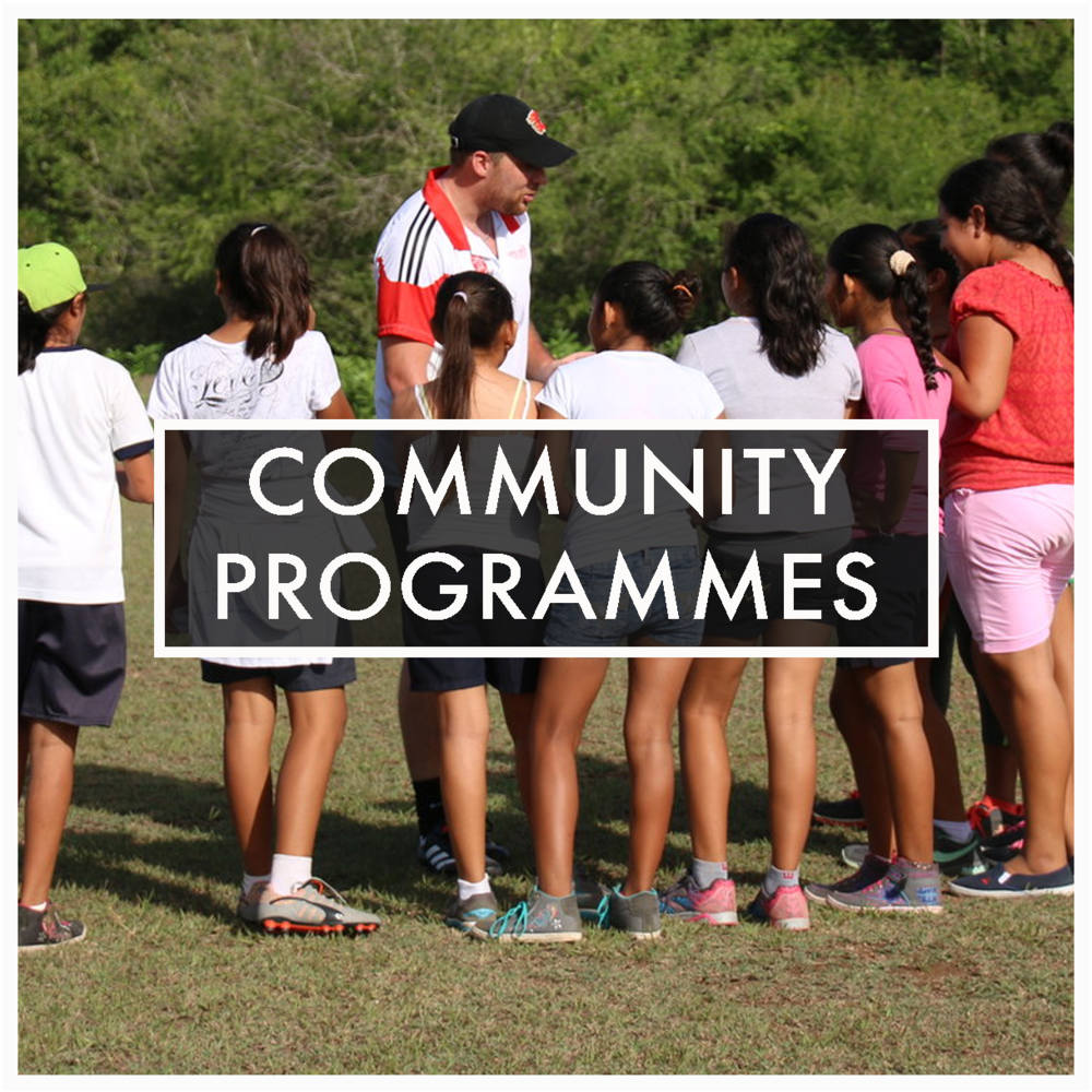 FIND DETAILS ON THE RURAL COMMUNITIES WE WORK WITH IN MEXICO.   Our community programmes offer football sessions to girls in remote  rural paradises  across the state of Quintana Roo.