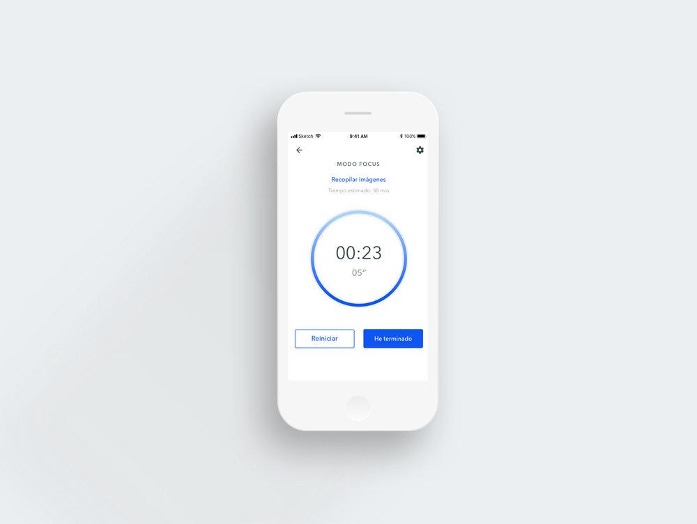 Everest Productivity App (UX/UI)