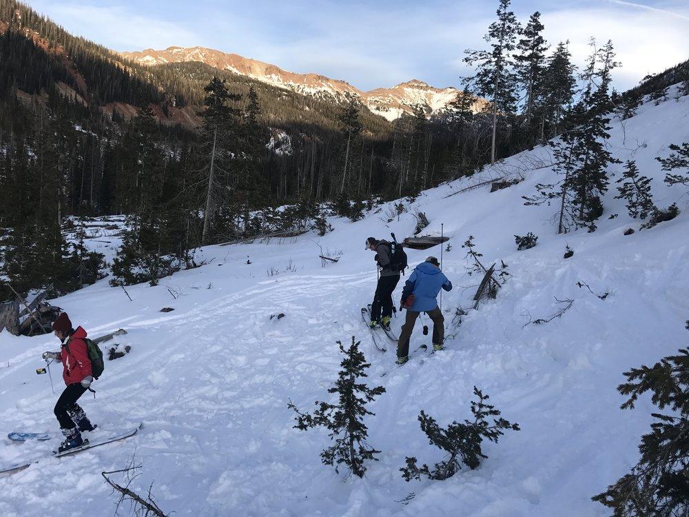 Avalanche Rescue Scenarios