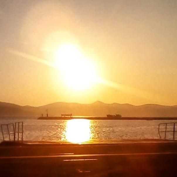 Lovely evening in Zadar, Croatia today, love it 👌🇭🇷 Tags #DVG #DolceVitaGlobal #lifestyle #life #zadar #croatia #evening #stunning #sun #energy #positivity