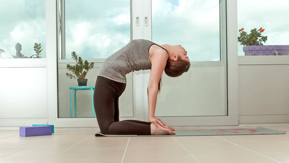 "For a complementary yoga practice, to open the heart chakra and manage envy, practice open body postures like five pointed star pose. Back bends (heart openers) like in the picture will also contribute to open the heart chakra.   "" To open to love is to reach to the deepest places and connect with our true essence, our spirit, and our soul."" https://goo.gl/YDCQ8H"
