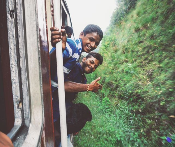 CONTENT - Recommended by Cammi Gooding @cammigooding_Ella - Sri LankaI loved this town in Sri Lanka. It was so green and mountainous and you got to see more of the locals. Taking the train from Ella to Khandi through the mountains was incredible. I don't know what it was but this absolute feeling of contentment came through my body - it choked me up, it was the weirdest feeling. I think I can honestly say it's the happiest I've been.