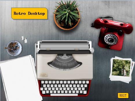 Retro Desktop