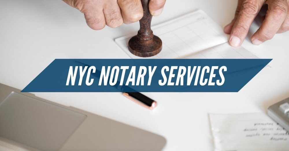 NYS Notary Services