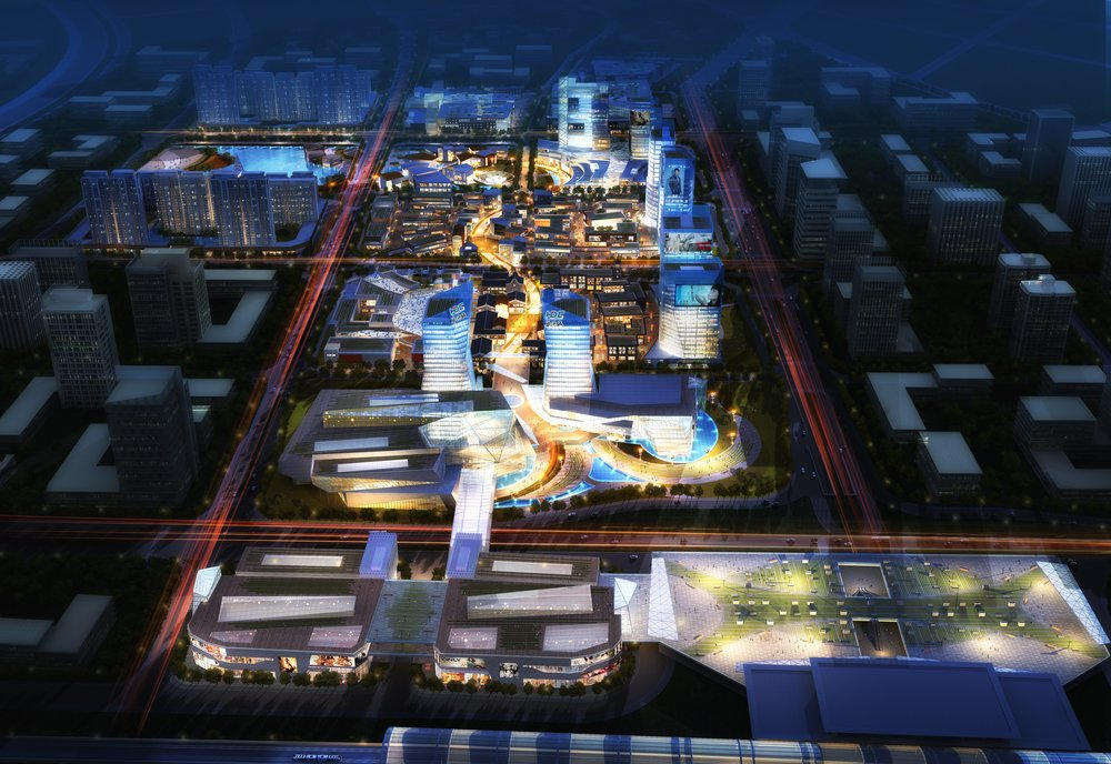 Shanwei Market District @ LWK Projects