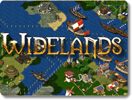 Widelands is a free slow-paced real-time strategy video game under the GNU General Public License.