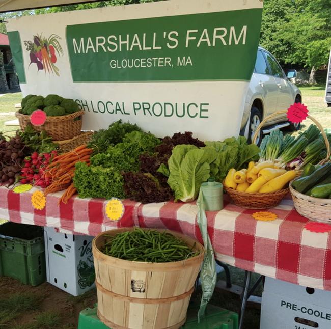 Marshall's Farm Stand