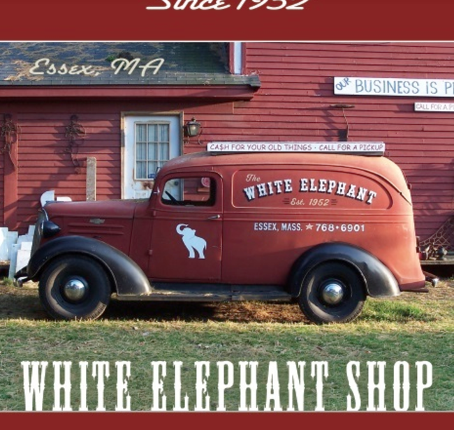 The White Elephant Shop