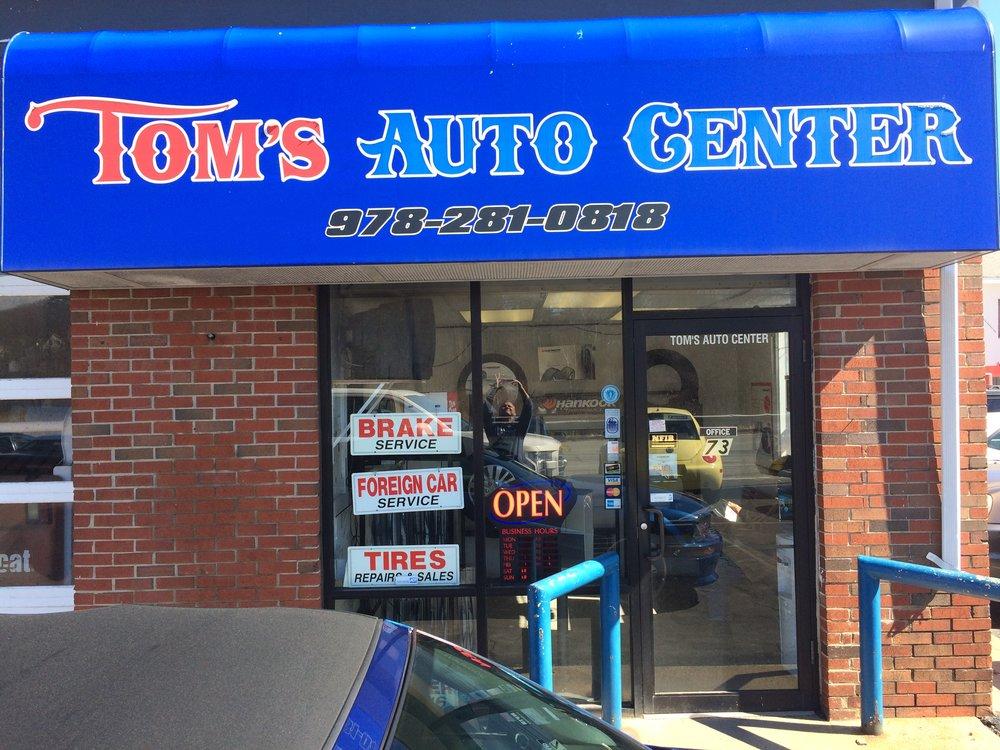 Tom's Auto Center