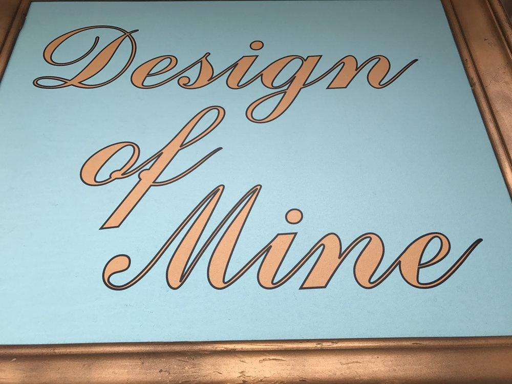 Design of Mine