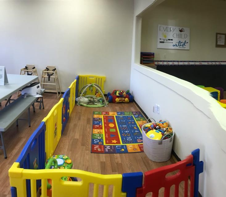Benji's Playroom