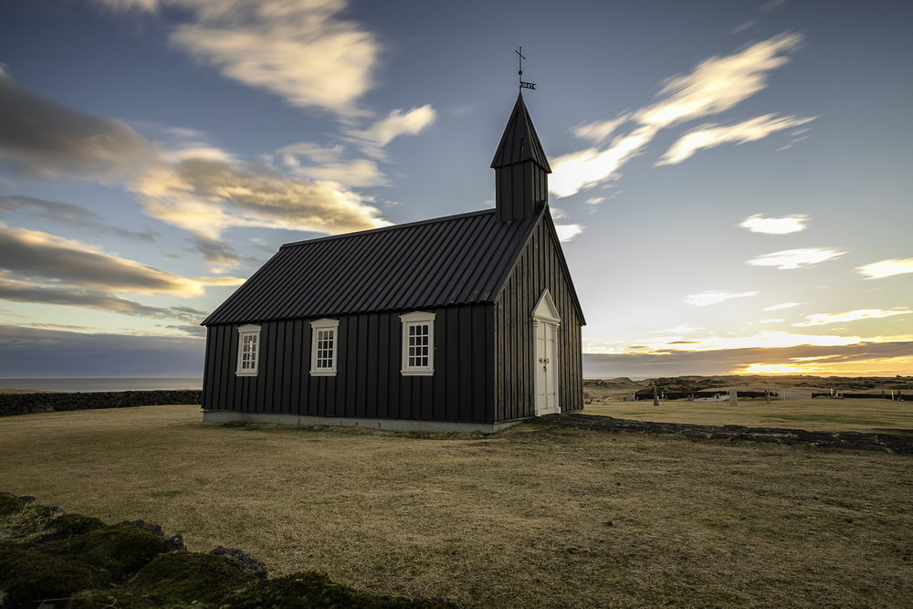 Búðir  - Black Church