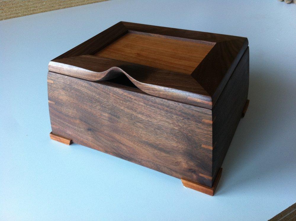Ripple Keepsake Box