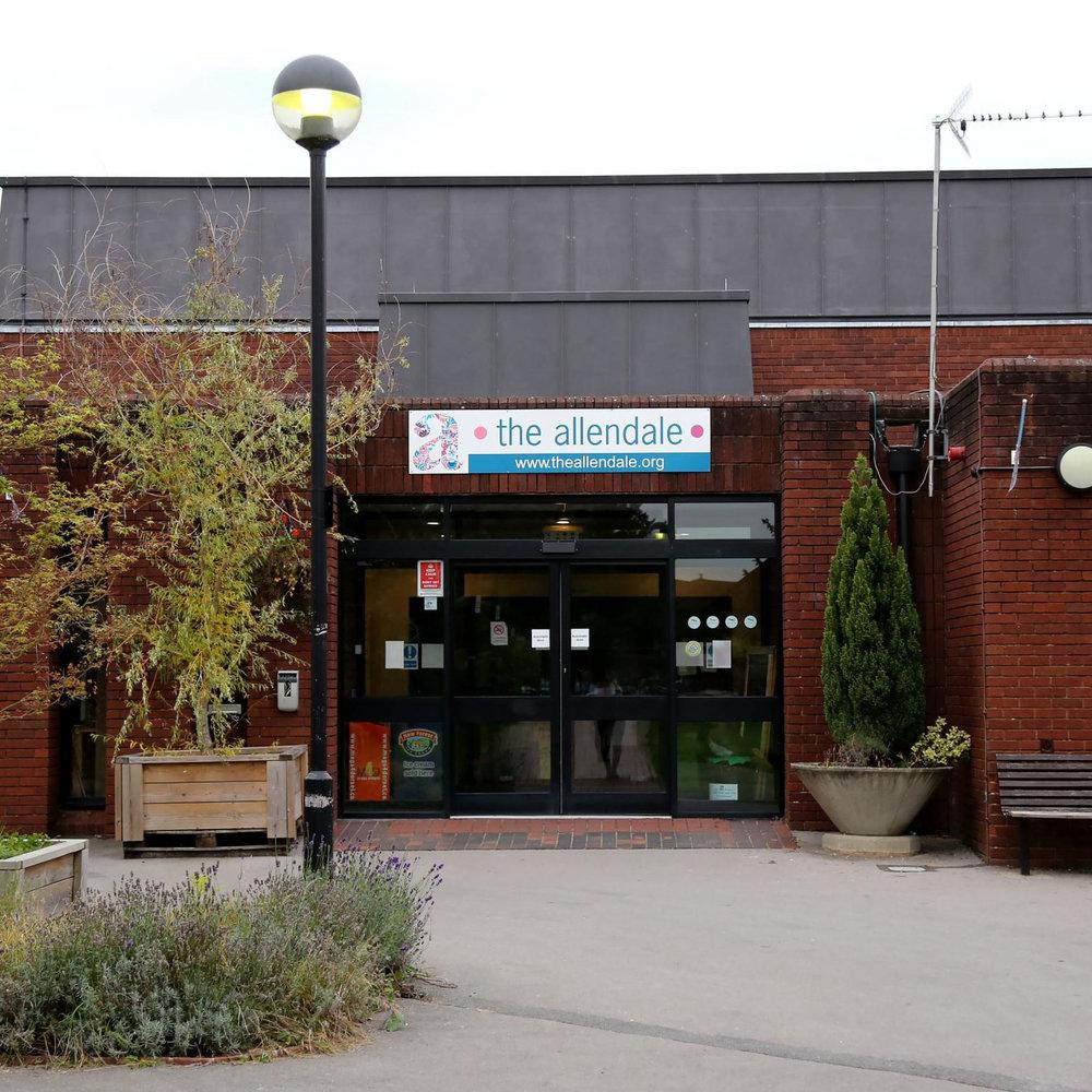 Allendale Centre Wimborne
