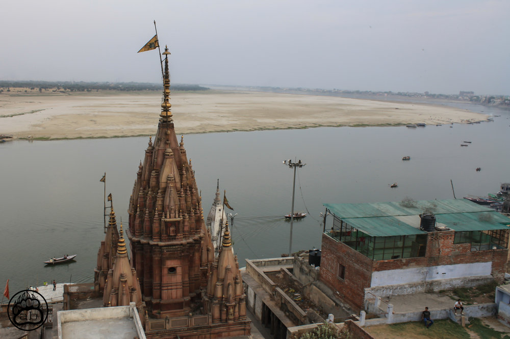 The Golden Ganges