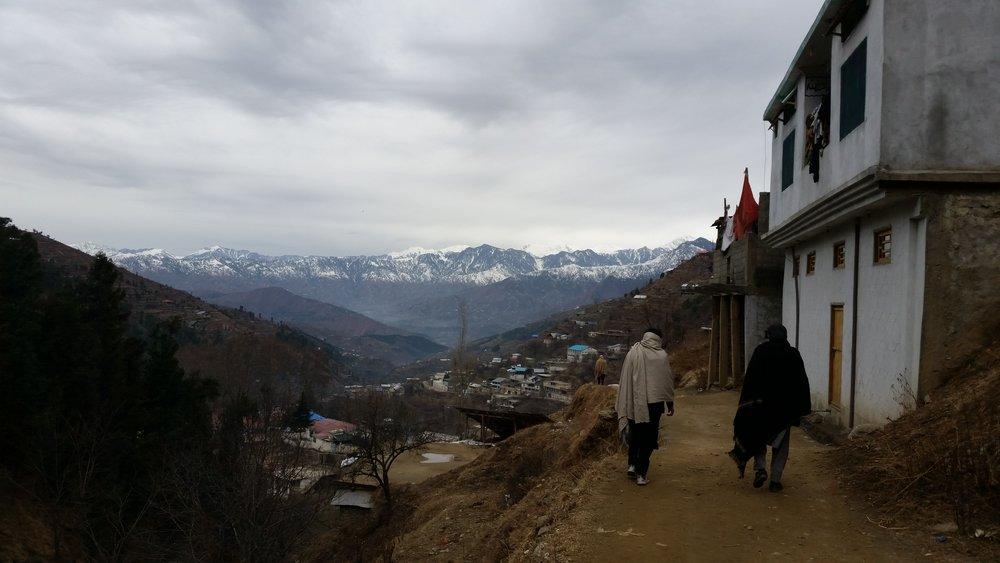 Strolling in Swat