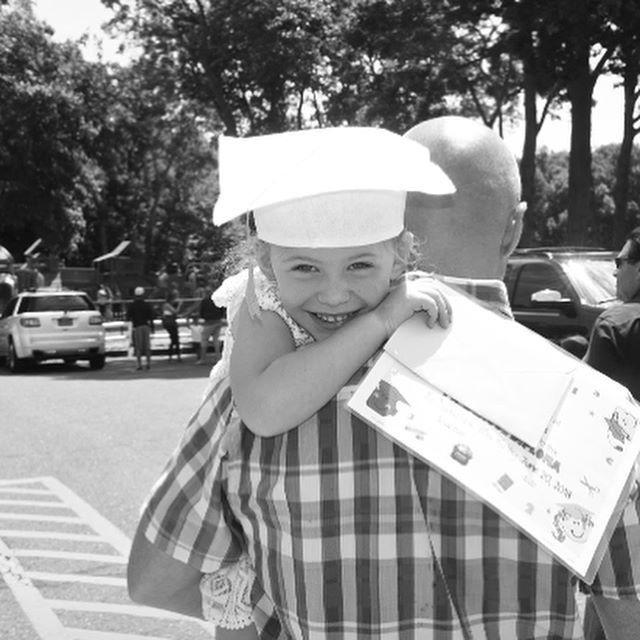 Still our baby. #bliss #prekgraduation