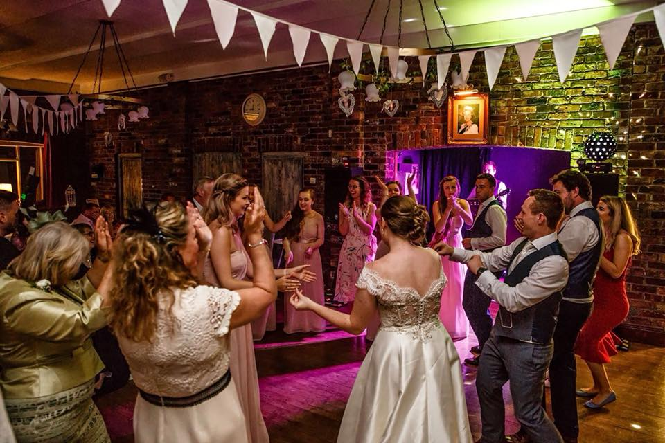 The Deluxe Package - - The ultimate package: live music throughout the entire day for a fantastic price!- Includes Ceremony, Afternoon & Evening Packages