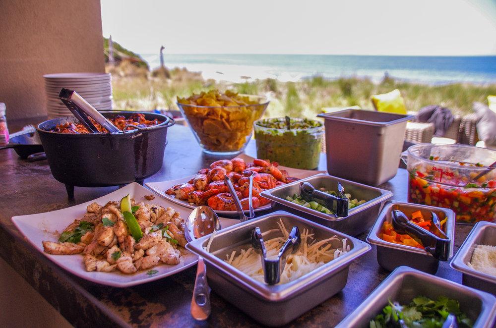 Menu & Culinary Experience
