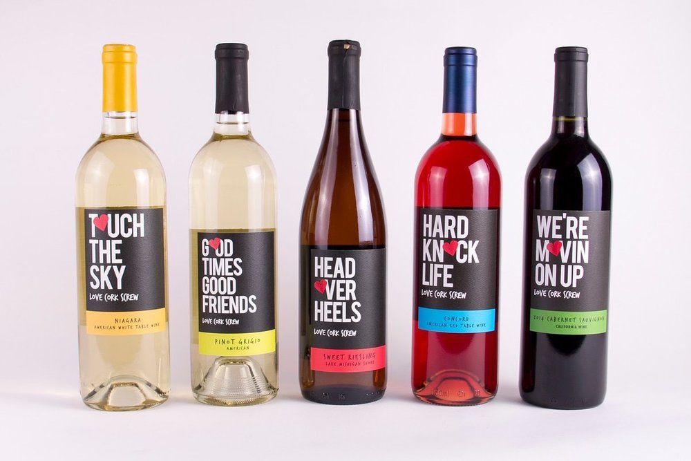We love - This Wine Club subscription from Love Cork Screw.
