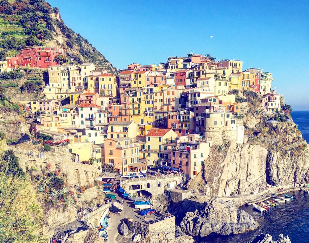 When you go on holiday do your habits take a break too? lessons from my trip to Italy- DanielaSani