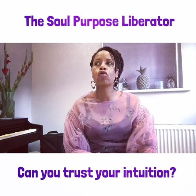 Can you trust your intuition? #intuition #purpose #purposedriven #womenempowerment #wonenentrepreneurs #