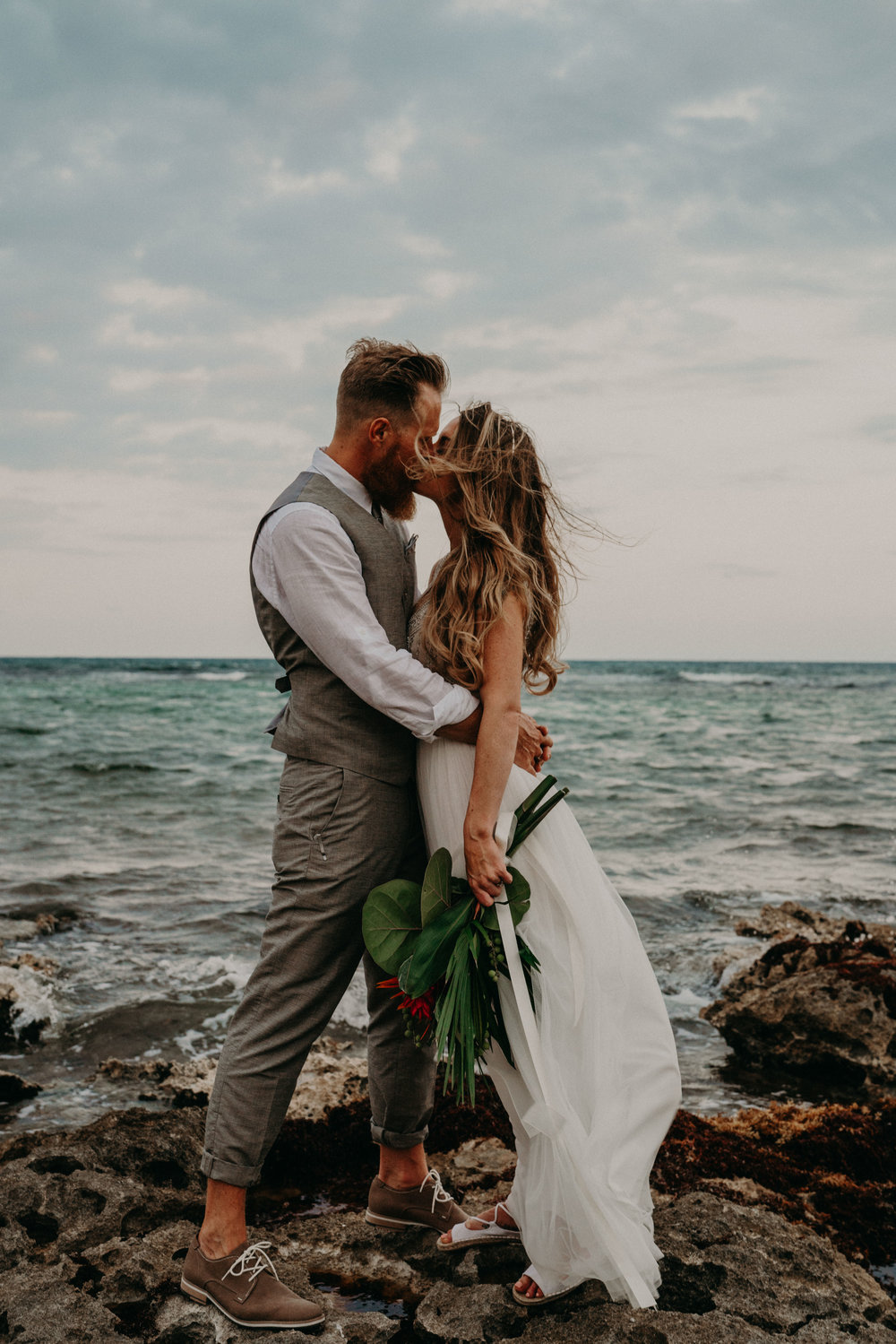 """. . . - """"THERE AREN'T WORDS, ONLY DEEP FEELINGS OF JOY AND GRATITUDE FOR RANDI AND HOW SHE PERFECTLY CAPTURED OUR WEDDING."""" / natalie + patrick"""
