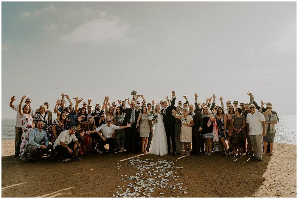 small kauai destination wedding