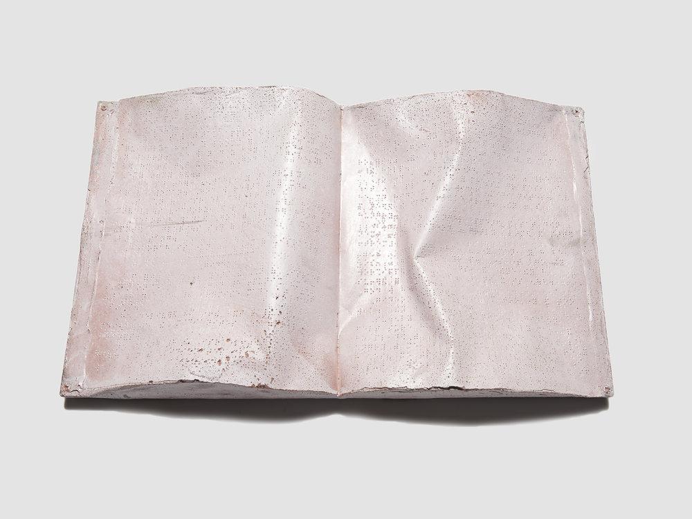 Book 2, 2016, Rachel Libeskind | $3000
