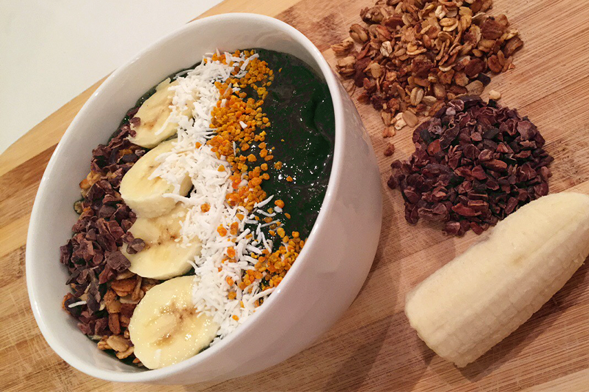 MGM Super Smoothie Bowl