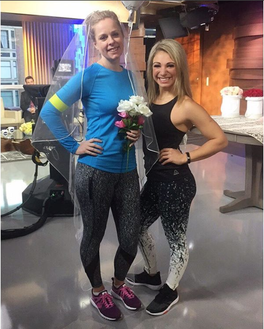 CTV Morning Live - Bridal Fitness Routine