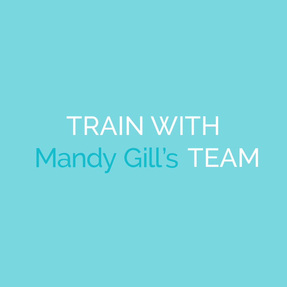 Train With Mandy Gill's Team