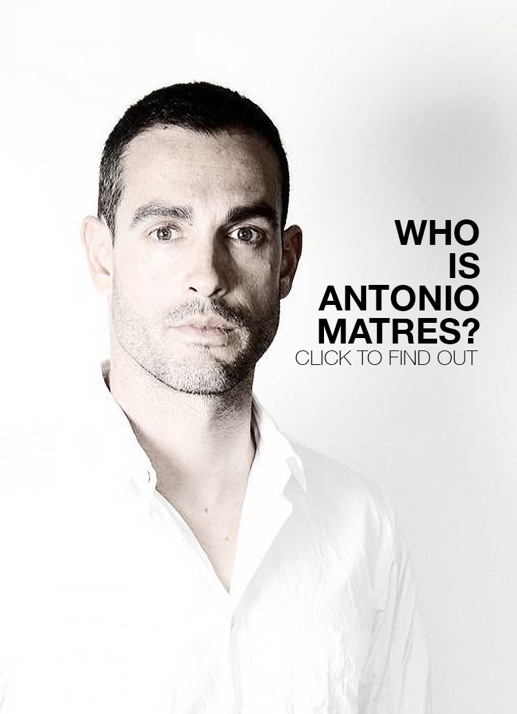 WHO IS ANTONIO MATRES?
