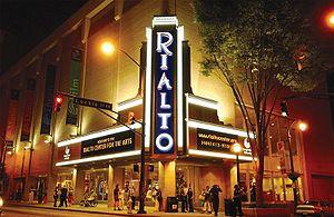 Rialto Center - 80 Forsyth Strett Nw, Atlanta GA 30303