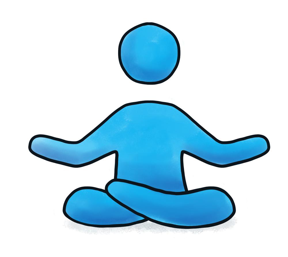 Office Meditation - Reduce employee stress with energizing, expert led meditation.