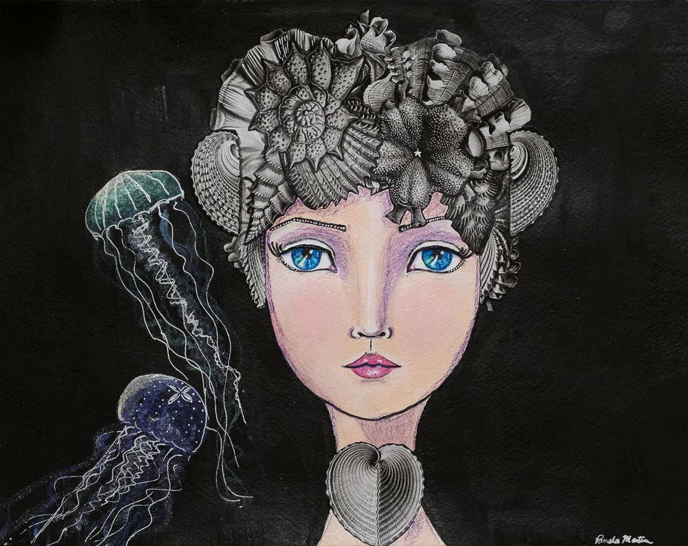 Queen of the Jellyfish