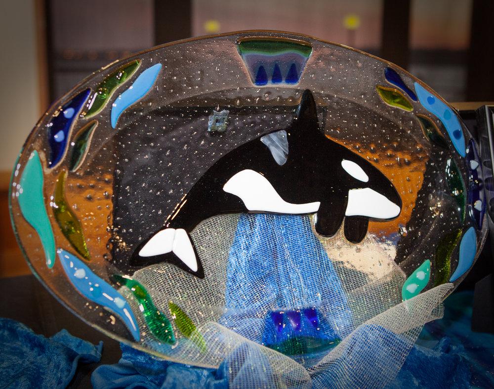 Killer Whale Platter