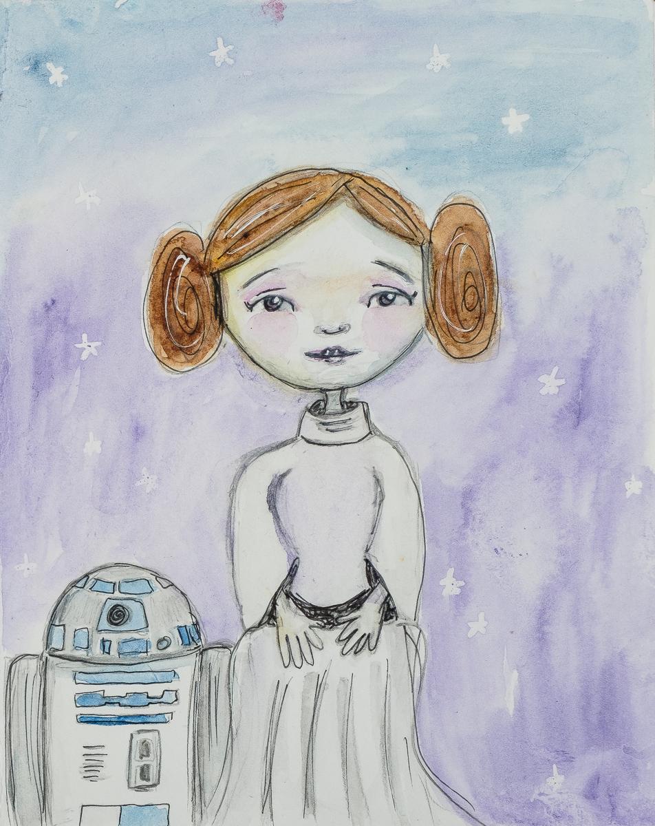 Sweet Leia