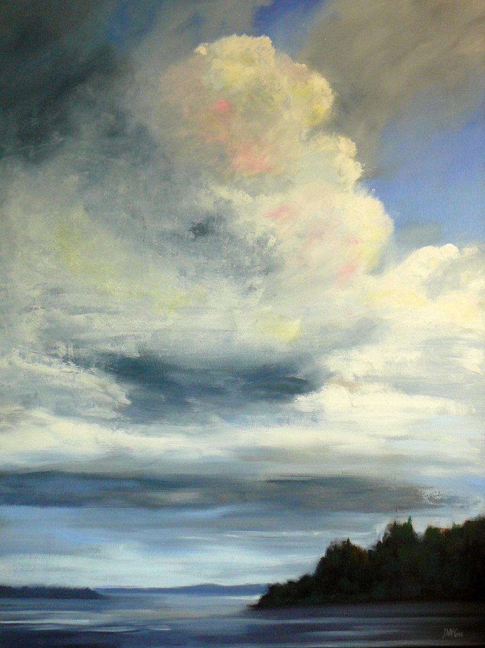 Gathering Storm    SOLD