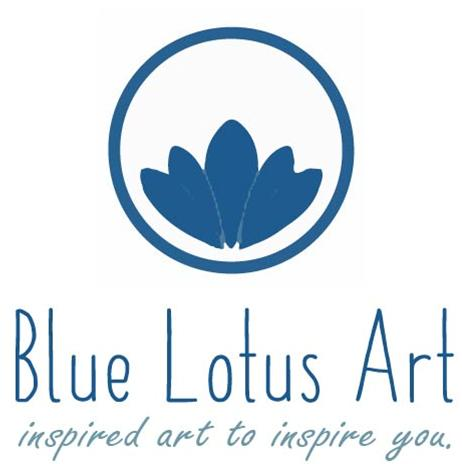 Blue Lotus Art