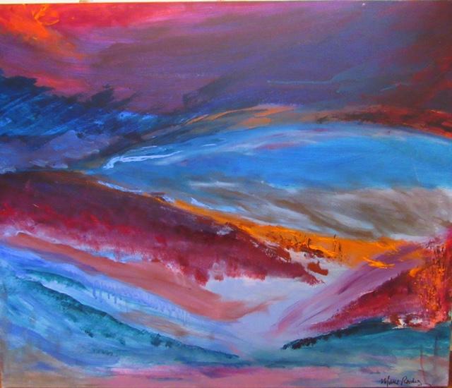 himalayan sunset 36x24 - $1100.jpg