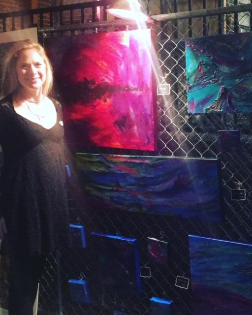 Conception Contemporary Art Show  - January '17