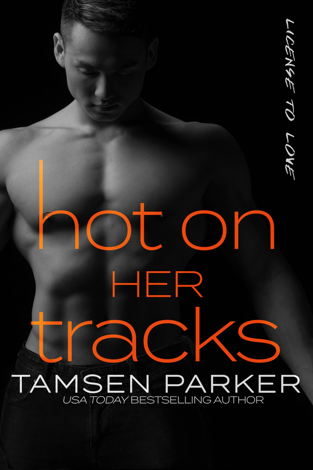 Hot on Her Tracks