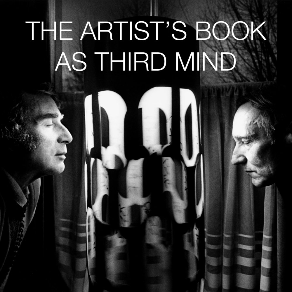 An essay which uses  The Third Mind  as a point of departure to draw links between artist's books, cut-up writing and hieroglyphics by examining their collective emphasis on materiality in written language. Originally published in  JAB: The Journal of Artists' Books.