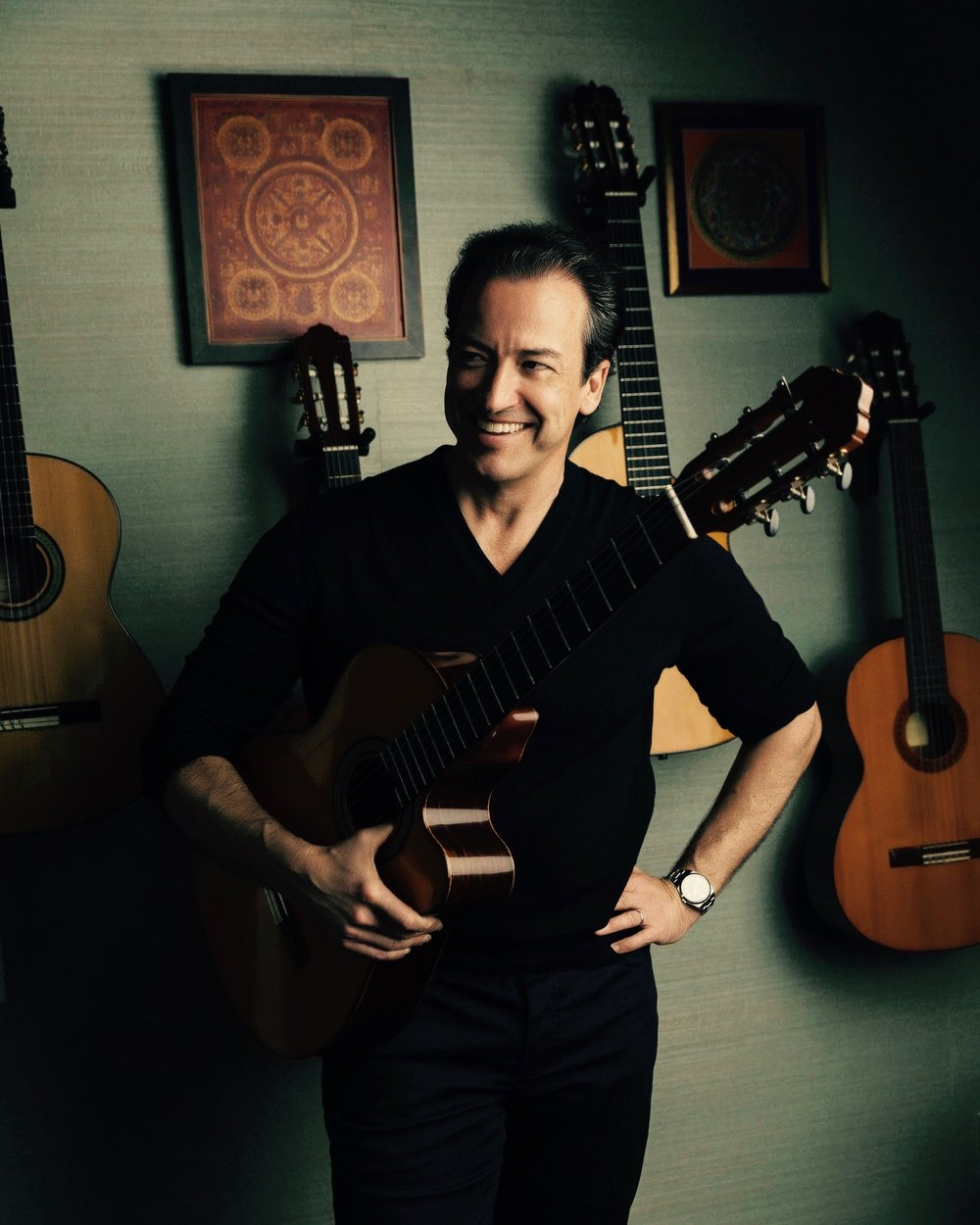 """Lawson Rollins - Ranked as one of the """"50 Transcendent Acoustic Guitarists"""" of all time by Guitar Player Magazine."""